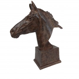 Antique Horse Head