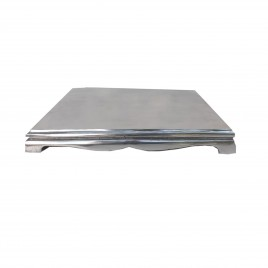 Shiny Metal Display Base (M)