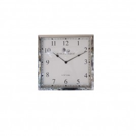 Manhattan Nickel Wall Clock