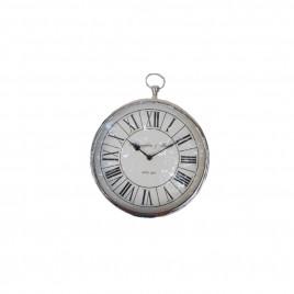 Peterson Nickel Wall Clock