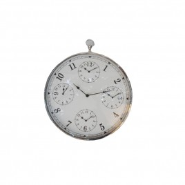 World Timer Oversized Wall Clock