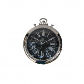 Hors D'Oeuvres Wall Clock (Black)