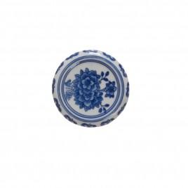 Chinese Blue & White Porcelain Base (S)