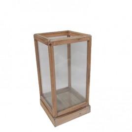 Wooden Lantern (Small)