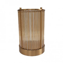 Candel holder in Rose Gold (M)