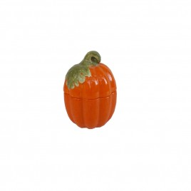 Pumpkin Ceramic Decoration