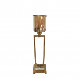 Gold Candle Stick (L)