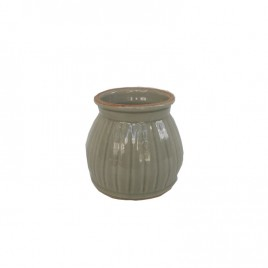 Ceramic decorative vase (S)