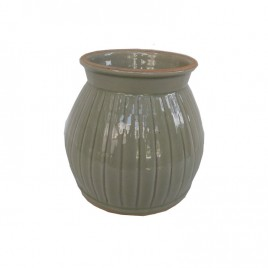 Ceramic decorative vase (M)