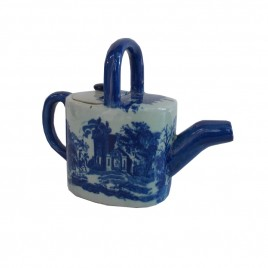 Blue & White Chinese Watering Can