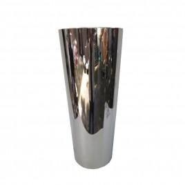 Silver Metal Planter