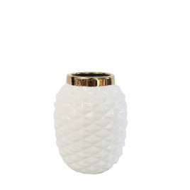 White Decorative Vase (S)