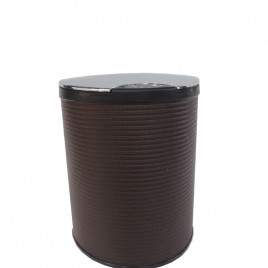 Automatic Trash Bin  (Brown)