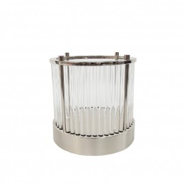 Decorative Candel Holder Silver (S)