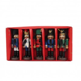 Nutcracker Soldier Doll (Box Set)