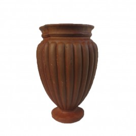 Greek Brown Planter