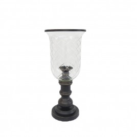 Estate Hurricane Candle Holder