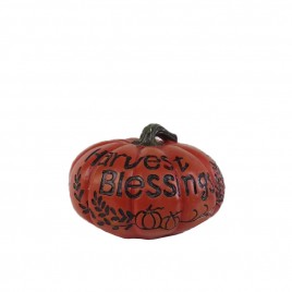 Craft Decorative Resin Pumpkin