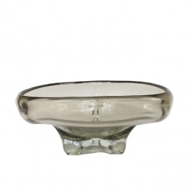 Pressed Glass Bowl