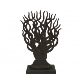 Tree of life metal décor
