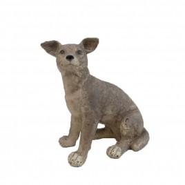 Weimaraner Dog (Sit)