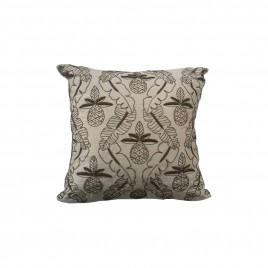 Accent decorative pillow (White)