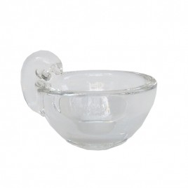Clear Decorative Bowl