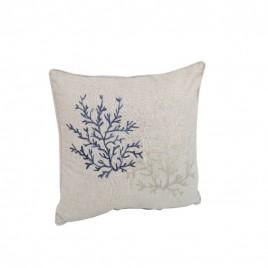 Blue coral Pillow case (Large)