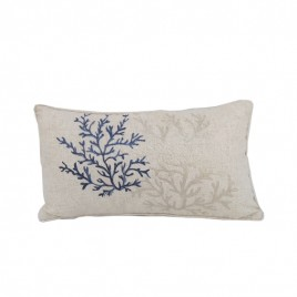 Blue coral Pillow case (Small)