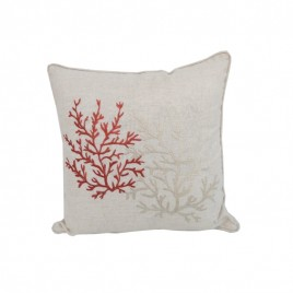 Orange coral Pillow case (Large)