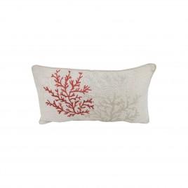 Orange coral Pillow case (Small)