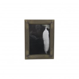 Braided Antique Gold Frame (Large)