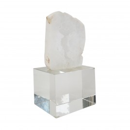 Quartz Display w/ Base