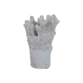 Decorative Silver Sand Stone Coral (Small)
