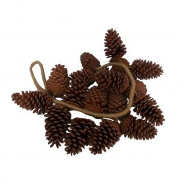 Decorative pinecone (large)