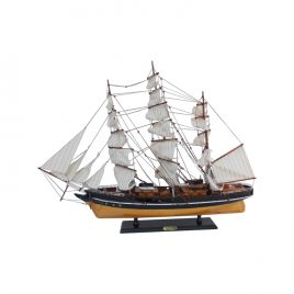 Handcrafted Display Sail Boat