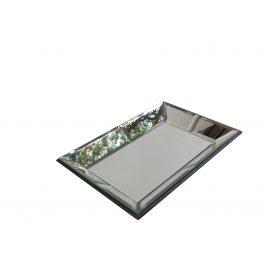 Rectangular Mirror Tray (small)