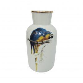 Parrot Ceramic Vase (Large)