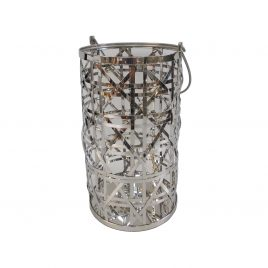 Woven Metal Lantern (small)