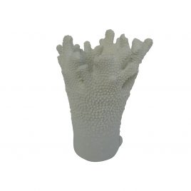 Decorative White Sand Stone Coral (Small)