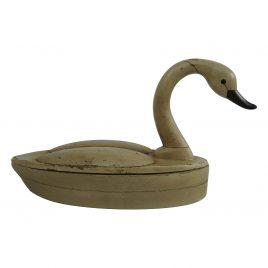 White swan box