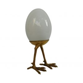 Egg on Golden Leg