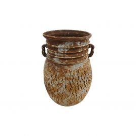 Terracotta Planter w/ Antique finish