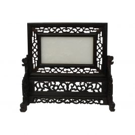 Rosewood chinese traditional screen