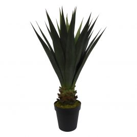 Artificial palm tree (L)