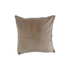 Classic Velvet Throw Pillow