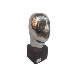 Ceramic Silver Mask