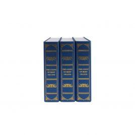 Paper Book Blue