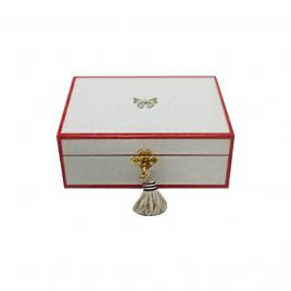 White  Jewellry Box