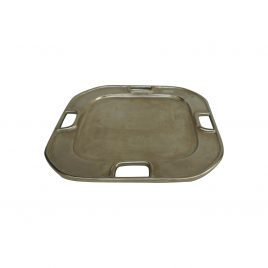 Metal Square Normandie Tray